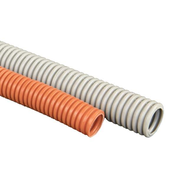 pvc corrugated conduit