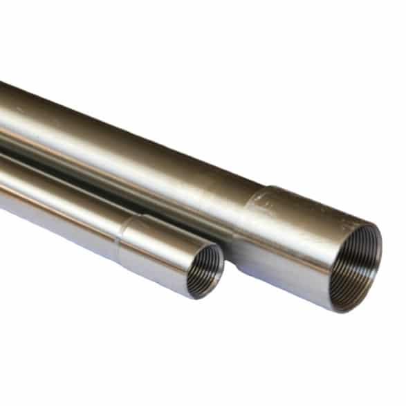 stainless steel screwed conduit
